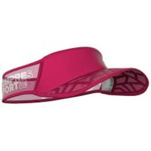 Compressport Spderweb Visor Ultralight Bordó