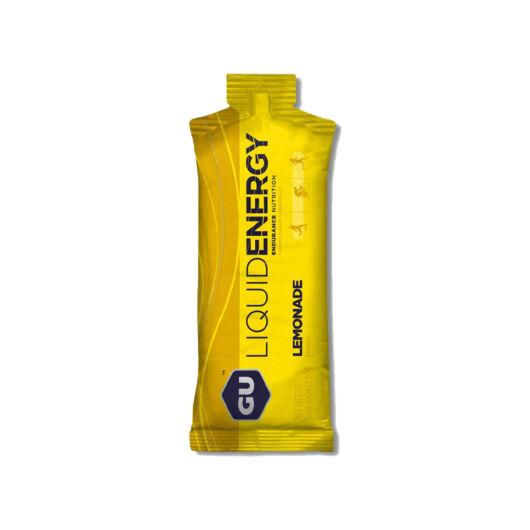GU Liquid Energy Gél - gluténmentes citrom ízű folyékony energia zselé 60 g