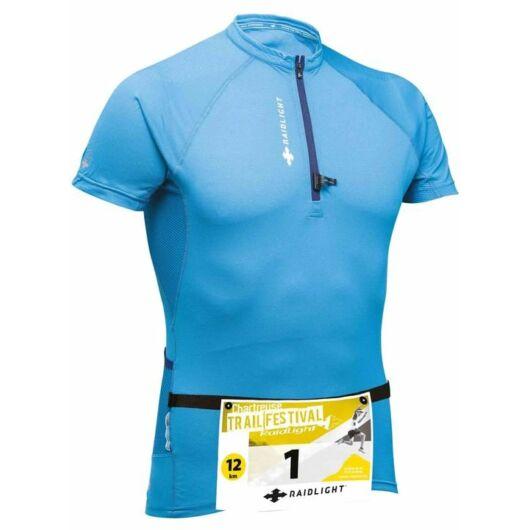 RaidLight MEN'S PERFORMER TOP - kék, férfi rövidujjú sportfelső M