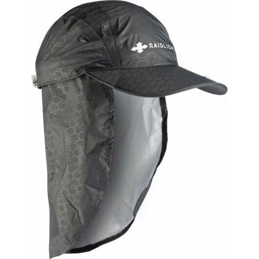 RaidLight MP+® WATERPROOF CAP - fekete vízálló baseball sapka