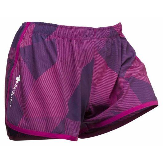 RaidLight ACTIV RUN WOMEN'S SHORTS - pink, női short S