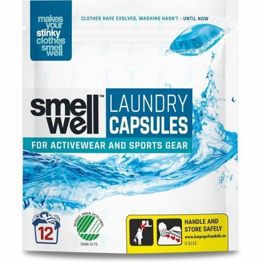 Smell Well sport mosószer, mosókapszula sportruházathoz