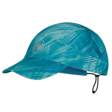 BUFF® Pack Run Cap B-Magik türkizkék sportsapka