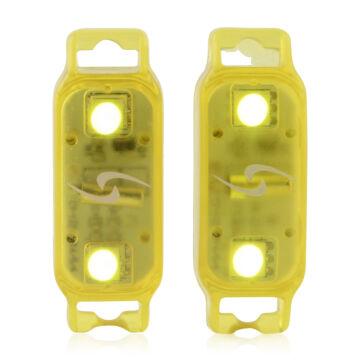 Life Sports Gear TEMPO sárga csiptethető fehér fényű LED lámpa