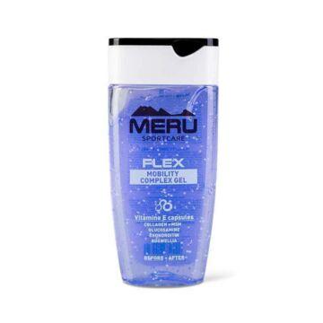 MERU FLEX - mobilitás sportkrém komplex, ízület ápoló, kollagén + MSN krém 150 ml