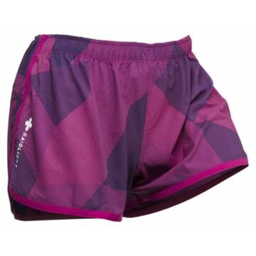 RaidLight ACTIV RUN WOMEN'S SHORTS - pink, női short