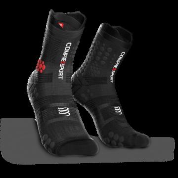 Compressport Pro Racing Socks v3.0 Trail terepfutó zokni
