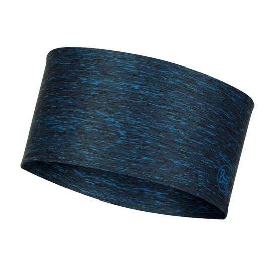 BUFF® CoolNet® UV+ Navy Htr Headband - tengerészkék fejpánt