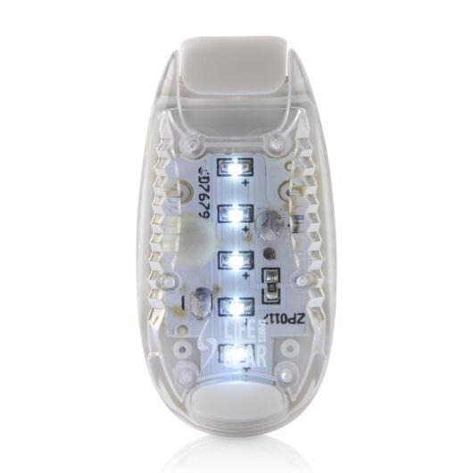 Life Sports Gear R10 szürke csiptethető LED lámpa