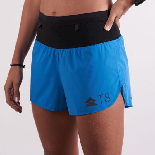 T8 Sherpa kék női sportnadrág V2 S